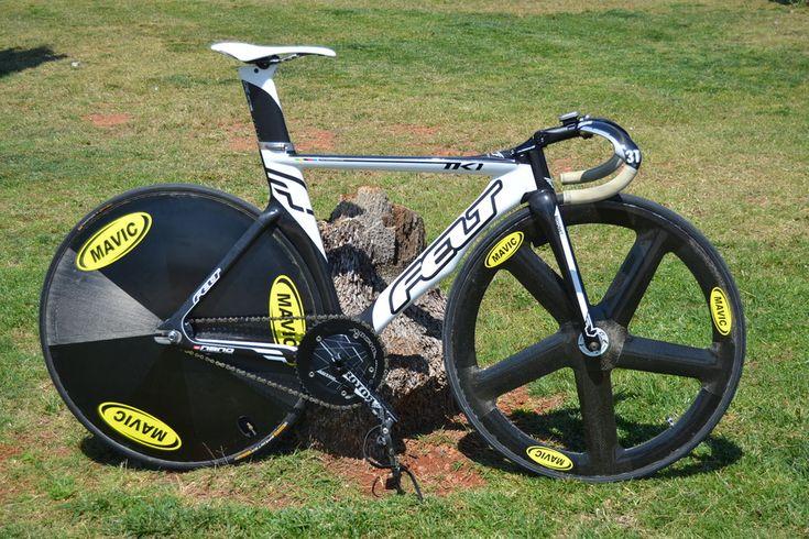 Felt TK1 /sprinter 2012 - Pedal Room