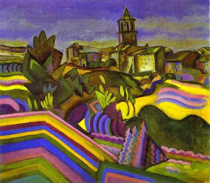 El quadre que va fer Miró de Prades