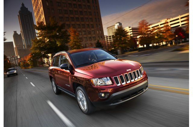 Which Used Jeep Should I Buy Used Jeep Jeep Compass Jeep