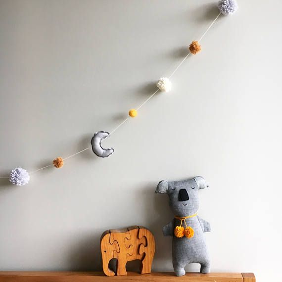 Koala bear soft toy  grey koala baby toy  plushie teddy bear