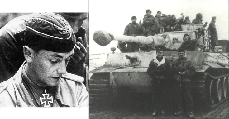 Otto Carius, Famous German Panzer ace of WWII, dies at 92