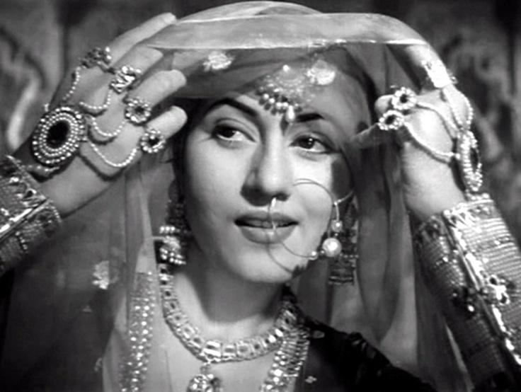 There never will be another like Madhubala.  Jab Pyaar Kiya Toh Darna Kya- Mughal-e-Azam