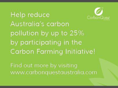 The Carbon Farming Initiative (CFI)