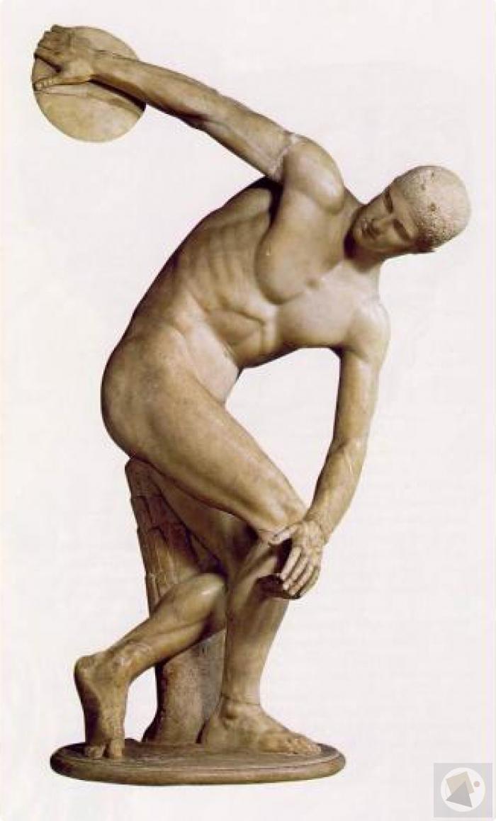 Greek Discus Thrower