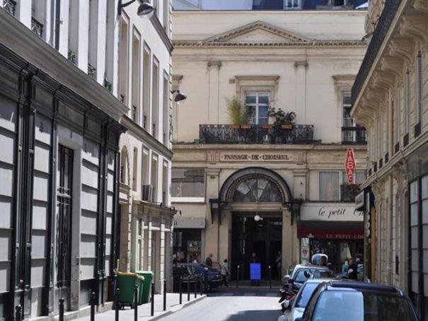 Paris : passage Choiseul