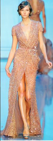 Elie Saab haute couture fall winter 2012