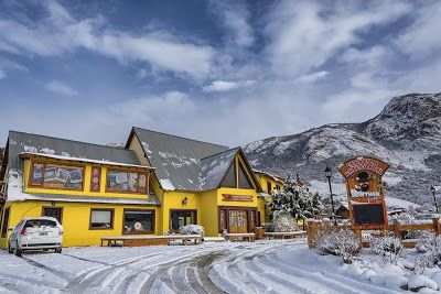 Travel Destination Noticias: Rancho Grande - El Chalten