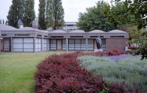 The Childrens' Home, Amsterdam - Aldo Van Eyck - 1955-60