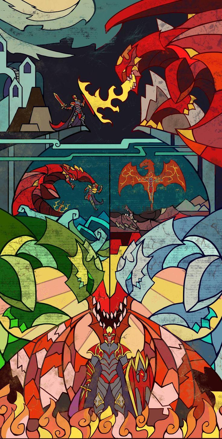 Dota 2 - Dragon Knight