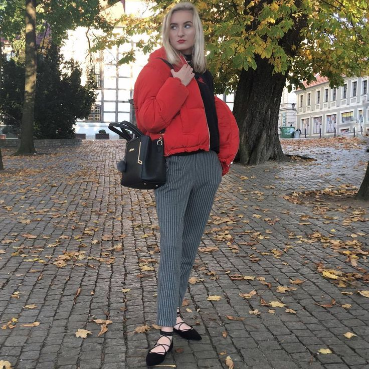 #fashion #outfit #ootd #fashionblogger #style #red #trendy