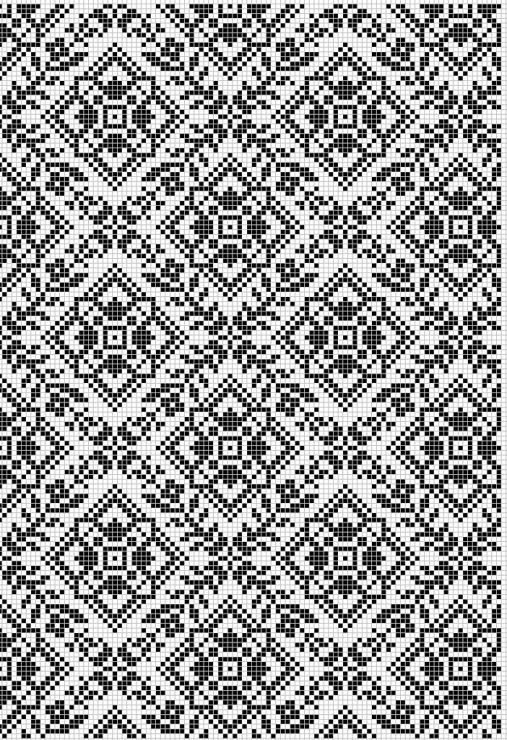 allover pattern