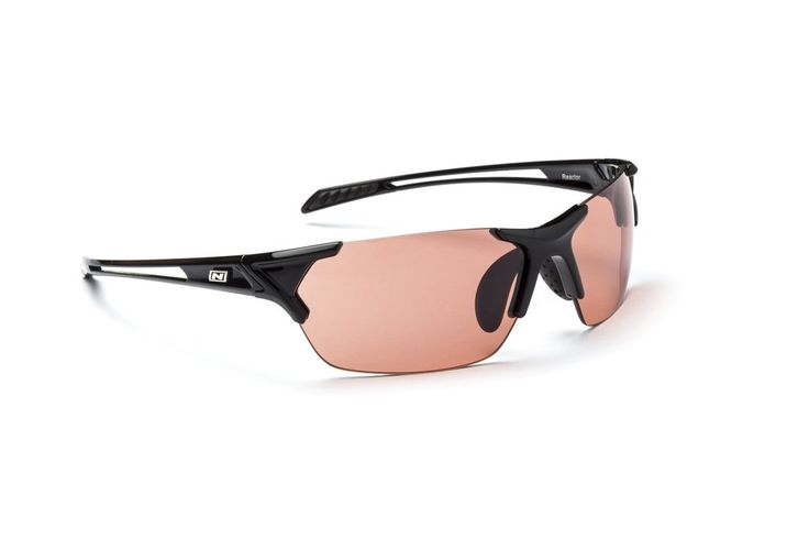 Optic Nerve Reactor PM Photochromtic (Lens Changes Automatically Activated by UV Light) Lightweight Sports Wrap Sunglasses $89