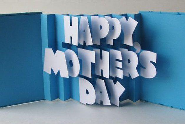 Festa della mamma: lavoretti e biglietti fai da te per fare gli auguri alla mamma - NanoPress Donna