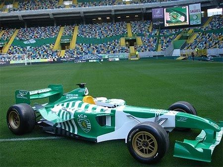 Superleague Formula - Sporting Clube de Portugal
