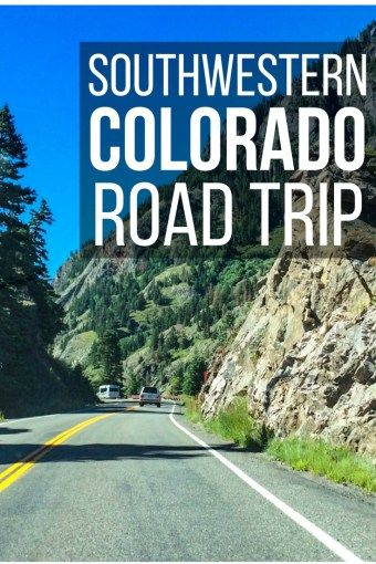 The perfect southwestern Colorado road trip beckons along the winding roads of the San Juan Skyway through some of the most striking landscapes in Colorado. http://www.littlethingstravel.com
