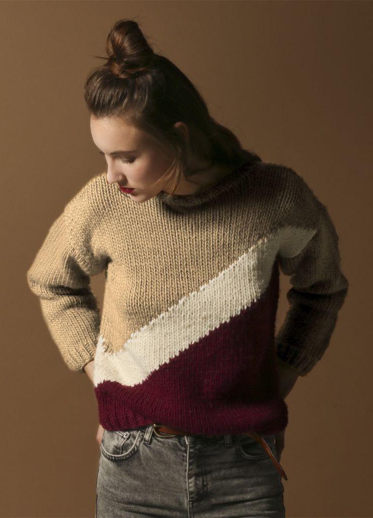 Signage Sweater en otros colores