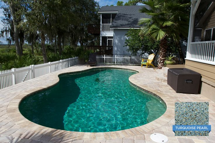 1000 images about green water color for swimming pools on - How to make swimming pool water blue ...