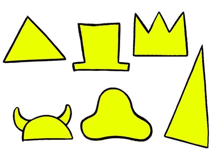 Hoeden geel