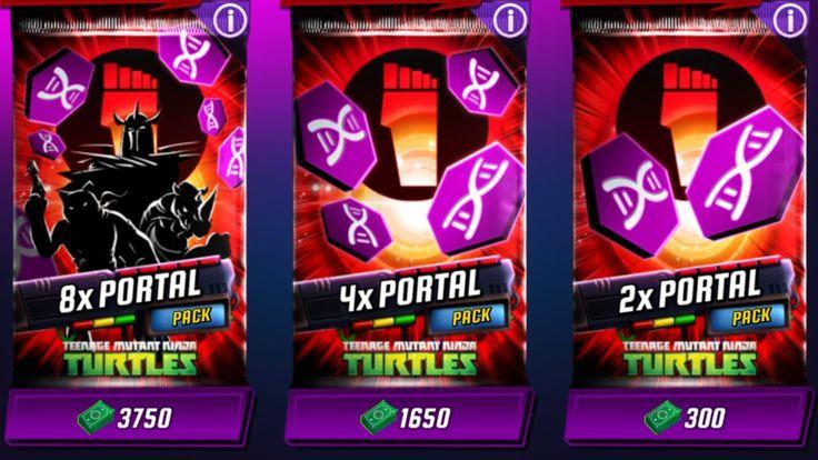 FOOT CLAN 8x, 4x, 2x Portal Pack opening. TMNT animation & gameplay. #tmnt #ninjaturtles #gameplaywatch #angryfungames #mutanimals #mutations #leonardo #michelangelo #donatello #raphael #splinter #shredder #krang #april #chrisbradford #xever #theratking #turtles More on https://www.youtube.com/c/gameplaywatch