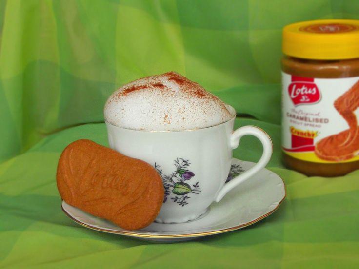 Sušenka Lotus nesmí u kávy chybět