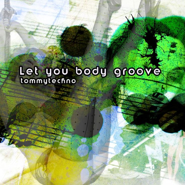 """Check out my new single """"Let Your Body Groove (Dance Techno)"""" distributed by DistroKid and live on iTunes!"""