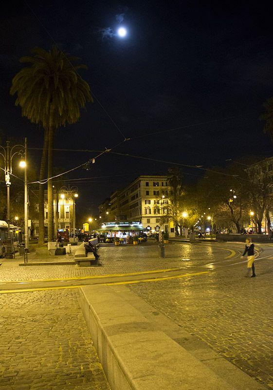 Ночь рядом с Ватиканом