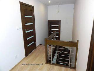 drzwi wewnętrzne, drewniane