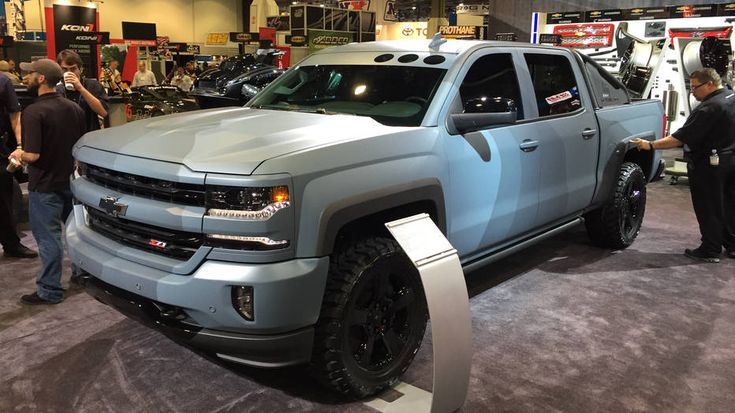 2016 chevrolet silverado special ops concept somethin 39 bouta truck pinterest special ops. Black Bedroom Furniture Sets. Home Design Ideas