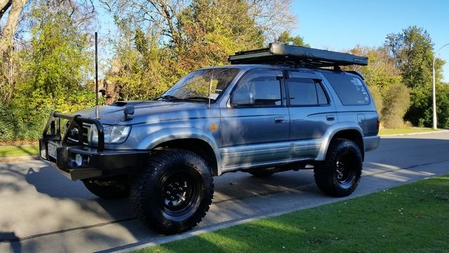 Wild_South's Toyota Surf KZN185 (3rd Gen 4Runner) Build - NEW ZEALAND - Page 2 - Expedition Portal