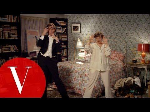 "▶ Vogue Original Shorts: Lena Dunham and Hamish Bowles star in ""Cover Girl"" - YouTube"