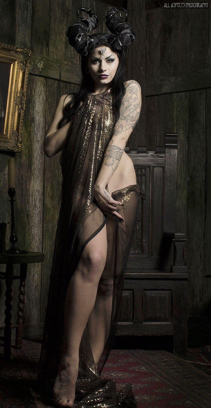 Gothic Nude Women 10