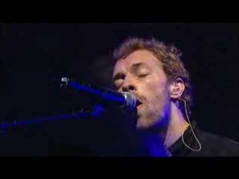 The Coldplay - Scientist (LIVE) - YouTube