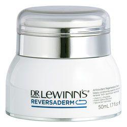Buy Dr.LeWinn's Reversaderm Antioxidant Regerative Cream 50.0 ml Online   Priceline 虽不抗老但也不错