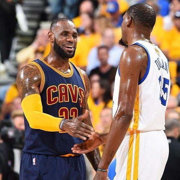 REPORT: LeBron James could meet with Golden State Warriors during free-agency. If the Golden State Warriors can create a max salary slot this offseason, the defending NBA champions could position themselves to secure a meeting with LeBron James. Source: Chris Haynes of ESPN #lebron #warriors #lebronjames #nba