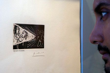 ArtNexus - News   Picasso Exhibition Thru 11/2014 in   Museo Picasso Malaga   INTERESTING!!!