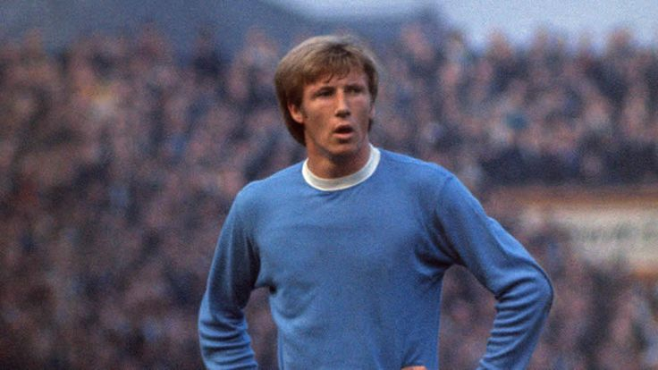 Colin Bell, Bury, Manchester City.