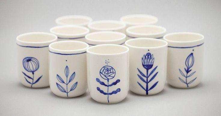 Nice Handcrafted Ceramic Plates – Fubiz Media
