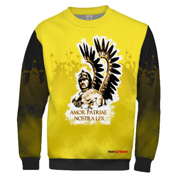 ARMOR PATRIAE NOSTRA LEX Sweatshirt Full Print 3D different colors