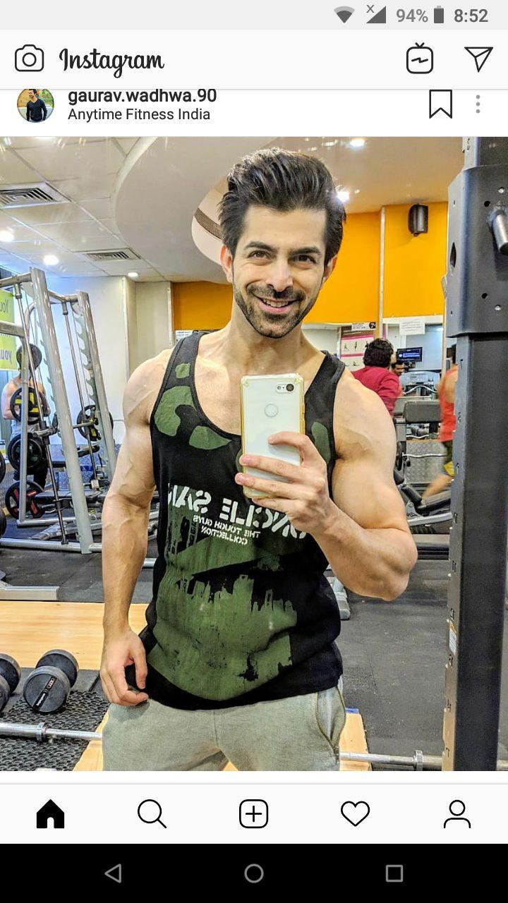 Gourav Wadhwa Gym Wear Gym Wear Wearing Clothes How To Wear