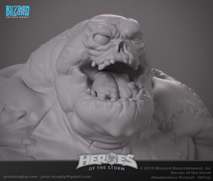 Heroes of the Storm - Starcraft II - Personal Art Dump - polycount