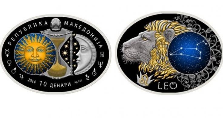 Северный банк предлагает серебряные монеты со знаком Льва