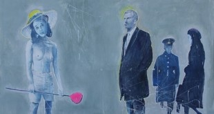"""Artysta Abbey House, Andrzej Cisowski, weźmie udział w wystawie """"Nieograniczona przestrzeń sztuki"""". Od 6 do 12 stycznia można oglądać ją w przestrzeni Art Space przy ul. Płowieckiej 109B w Warszawie."""