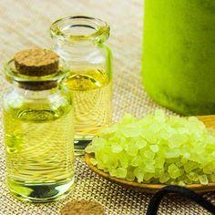 Rezept für Duschgel gegen Neurodermitis mit nur 4 Zutaten