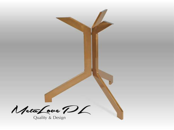 "28"" ANA 60.20 Round Table BASE, Height 26"" - 32"""