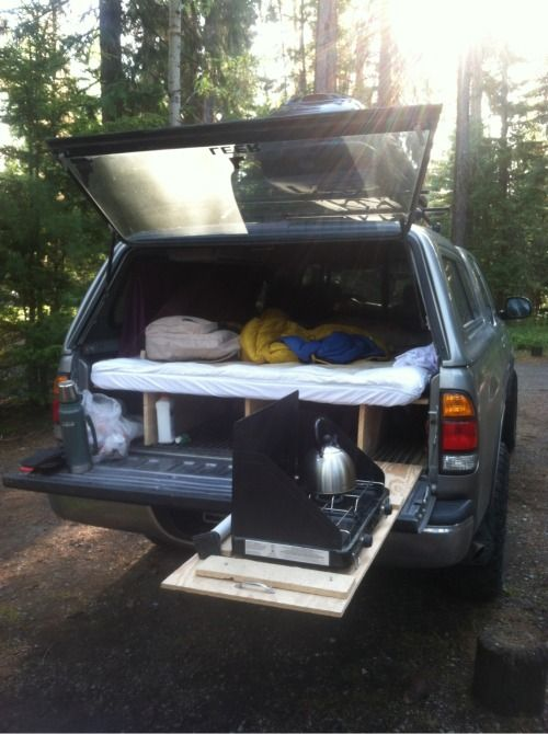 98 Best Images About Truck Bed Camping On Pinterest
