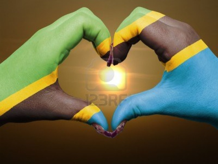 Tanzania flag - Google Search