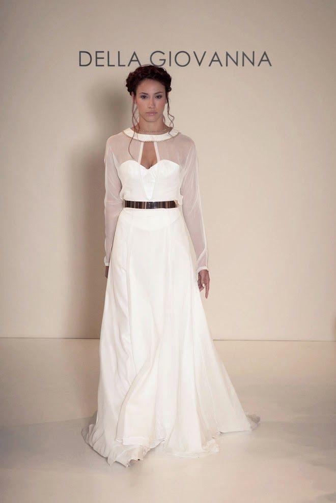 Della Giovanna Fall 2015 Bridal Collection