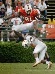 Kellen Winslow (2001-2003) Miami Hurricanes Football Tight End  >>>  click the image to learn more...