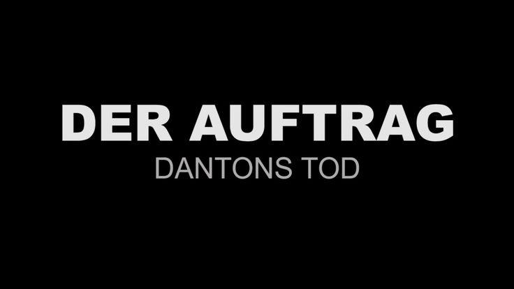 SCHAUSPIELHAUS GRAZ: Trailer DER AUFTRAG: DANTONS TOD Heiner Müller / Georg Büchner #Theaterkompass #TV #Video #Vorschau #Trailer #Theater #Theatre #Schauspiel #Tanztheater #Ballett #Musiktheater #Clips #Trailershow