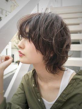 fifth 【フィフス】『fifth』外ハネボブ→マッシュウルフに☆